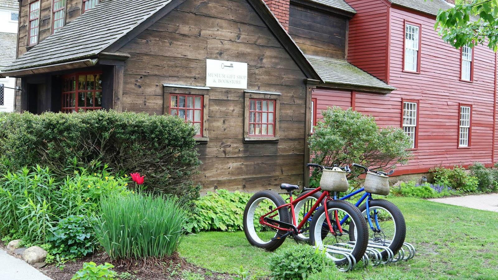 Bicycling Deerfield Deerfield Attractions