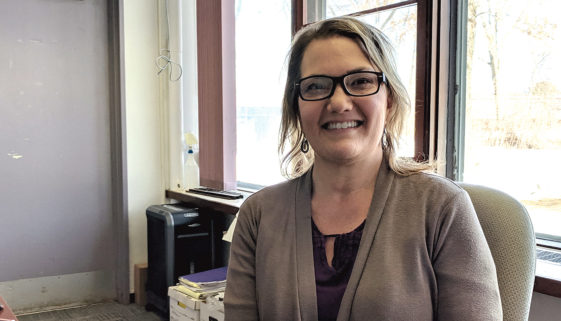 Diana Schindler, Deerfield Town Administrator