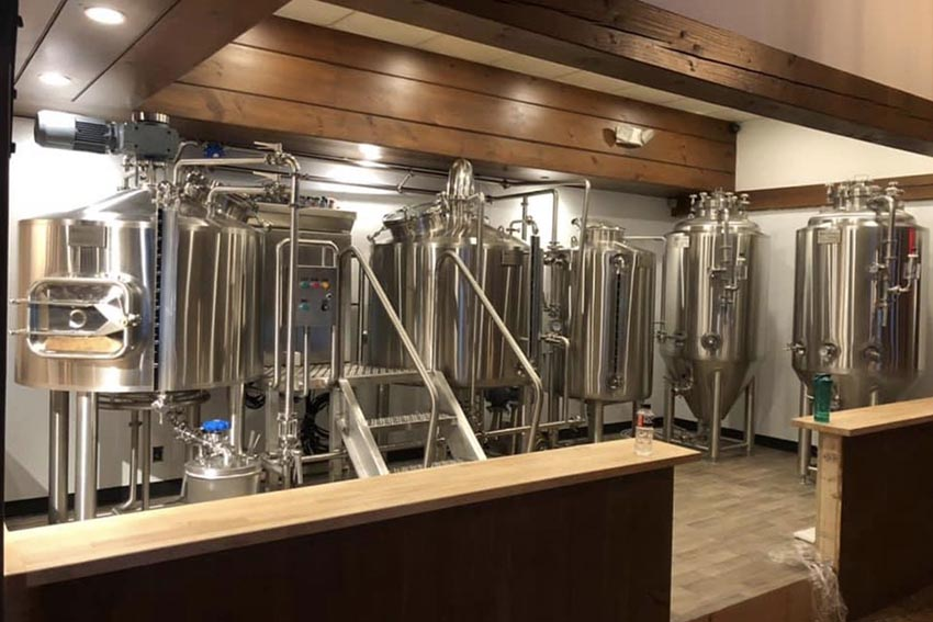 Powder Hollow Brewing is opening in Yankee Candle Village in South Deerfield.